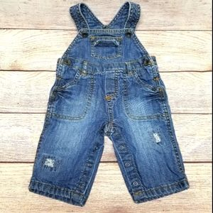 3-6 month overalls baby boy